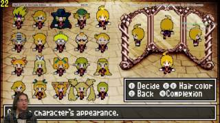 [Cladun x2] Ep. 1: Game Intro and Character Creation