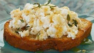 Ricotta Cheese -- Homemade! - Gluten Free With Alex T