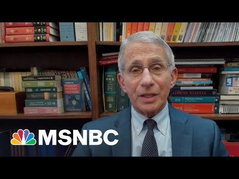 Dr. Fauci: There's No Doubt These Vaccines Will Be Fully-Approved By FDA