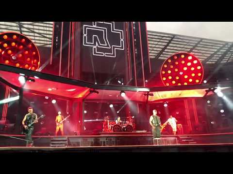 Rammstein - Deutschland (live at Milton Keynes, UK 06/07/2019)