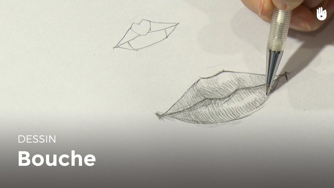 Dessin dessiner une bouche hd youtube - Dessiner un bisou ...