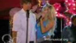 you are the music in me sharpay version with zac efron hsm2