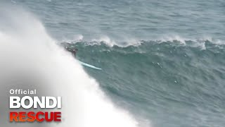 Epic swell @Bondi | Bondi Rescue S10