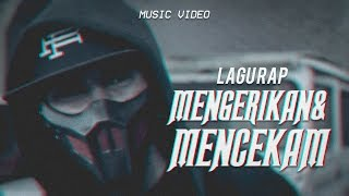 Lagu Rap Mengerikan & Mencekam  Music Video Lyric