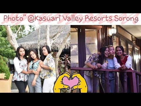 #5 VLOG @Kasuari Valley Beach Resort Resto & Bar Sorong| Indonesia | Montania Dea