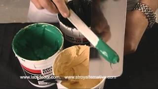 Венецианская штукатурка. Видеоуроки по нанесению декоративных материалов SanMarco