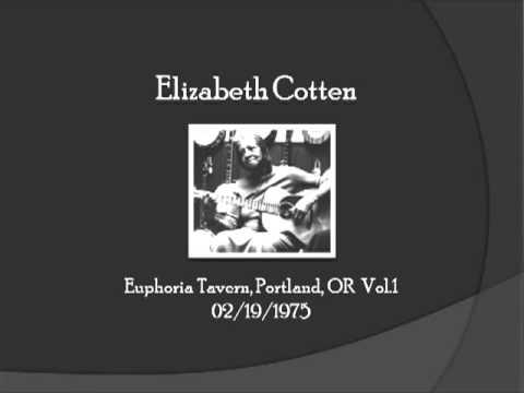 【TLRMC007】 Elizabeth Cotten 02/19/1975 Vol. 1