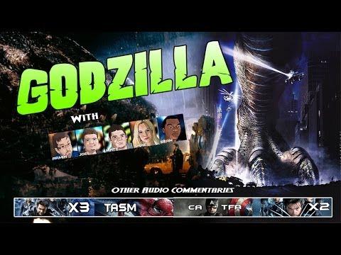 GodZilla 1998 Audio Commentary