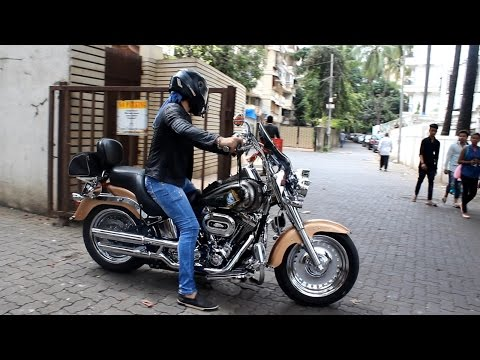 Swag Mode ON | HARLEY DAVIDSON Fat Boy