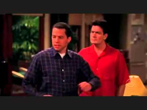 Two and a half Men SE03 - The Booty Call - Explanation from Allan