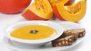 Готовят Дети: Вкусняшный тыквенный крем-суп (Выпуск#70)