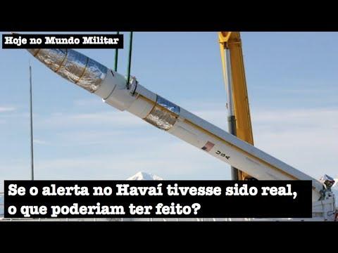 Se o alerta no Havaí tivesse sido real, o que poderiam ter feito?