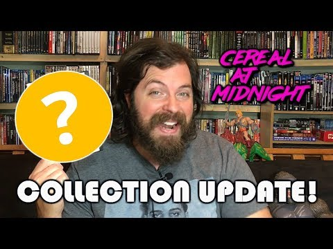 DVD & Blu Ray Movie Collection Update 4-10-18: Marvel, Anime, Digital Exclusives, Catalog Titles