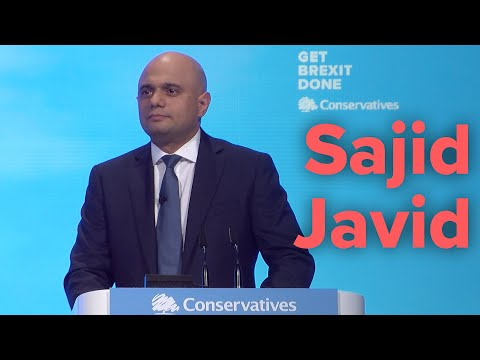Sajid Javid MP:
