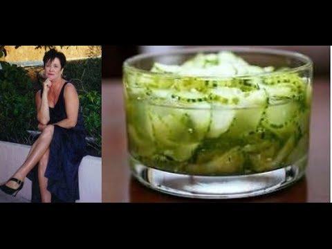 Hungarian Cucumber Salad - Uborkasalata