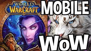 """This Feels like WoW Mobile!"" - NEW Perfect World Mobile"