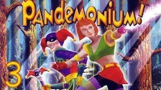 Pandemonium! (PC) Walkthrough part 3 - Level 4 (98%) and Level 5 (100%)