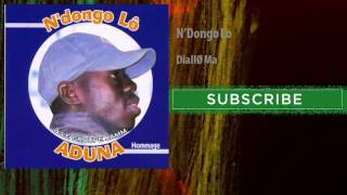 N'Dongo Lo - Diallé Ma (Audio Officiel)