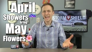 April showers bring May flowers explained