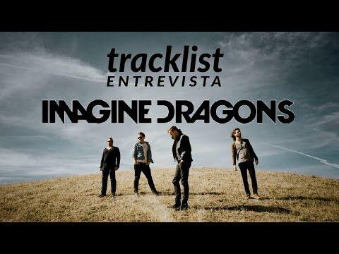 Imagine Dragons e seus tweets antigos (entrevista Lollapalooza Brasil 2018)