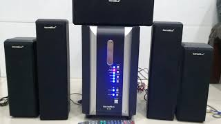 Loa vi tính Soundmax B30 5.1 Đã qua sử dụng (Đã bán) remote học