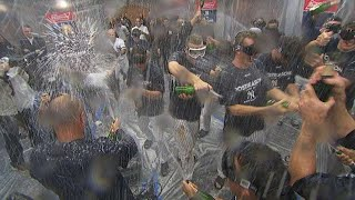 Pulse of the Postseason: Yankees advance to ALDS