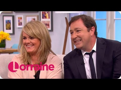 Sally Lindsay And Daniel Ryan On Mount Pleasant Series 5 | Lorraine