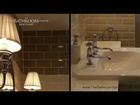 Edwardian Style Bathroom Design and installation