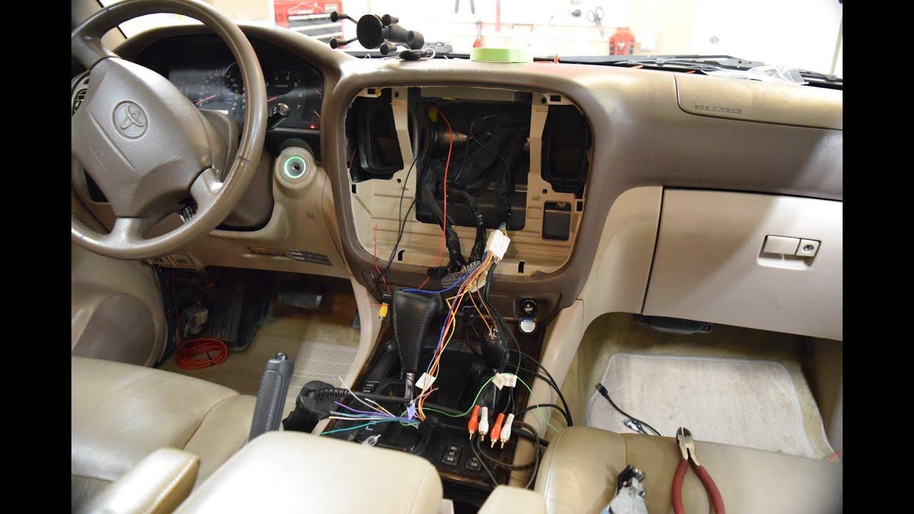 YotaMD  100 Series Land Cruiser Amp Bypass Rev 2