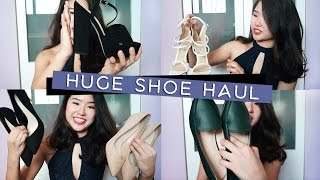 HUGE SHOE HAUL | ASOS, Charles & Keith, MDS