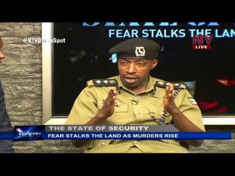 On The Spot: The rising criminality in Uganda