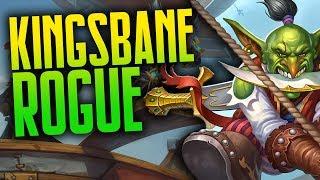 Is Kingsbane Rogue Actually OP?! | Rastakhan