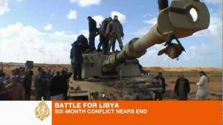Key moments in the battle for Libya