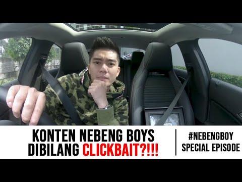 #NebengBoy Special Episode - BINTANG TAMU PALING NGESELIN!!! BOY WILLIAM MARAH!!!