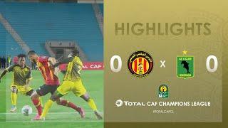 Espérance de Tunis 0-0 AS Vita Club   HIGHLIGHTS   Match Day 3   TotalCAFCL