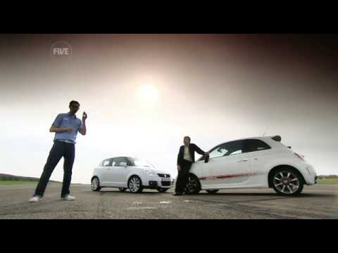 Colt Ralliart vs. 500 Abarth vs. Swift Sport vs. Twingo Sport