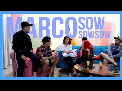 Marco Sow: Episode 01 (Keluarga SNF, Jasmine, Dion) (Q&A)