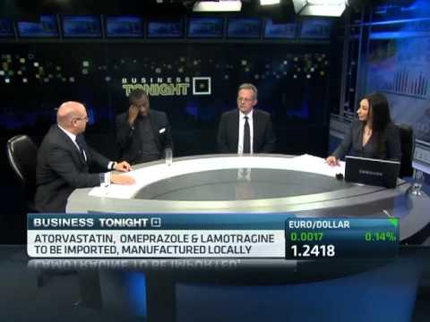 Boosting South Africa's Drug Business