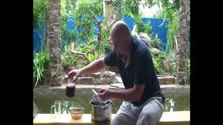 Как сделать чистый сок из винограда за 2 минуты Константин Кобраков