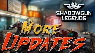 Shadowgun Legends - New Soft Launch Regions | Update On Coop Fame
