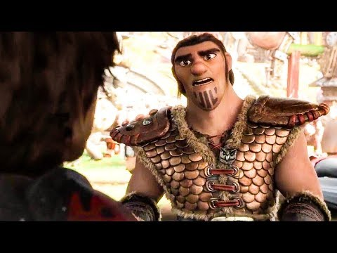 How To Train Your Dragon 3 All New Clips & Trailers (2019) HD