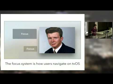 Tim Johnsen - Building apps with tvOS