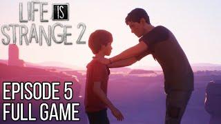 Life is Strange 2 EPISODE 5 Gameplay Walkthrough Part 1 FULL GAME No Commentary (#LifeisStrange2)
