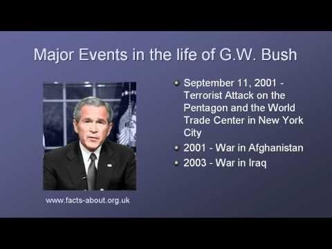 President George W Bush Biography