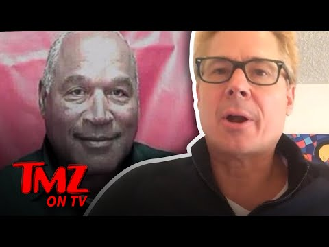 Kato Kaelin – O.J. Can't Stay Here!  TMZ TV