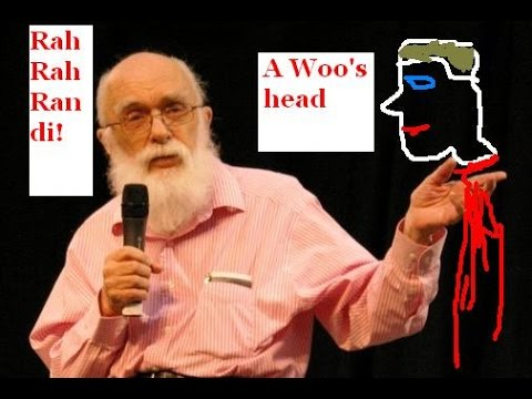 James Randi quits the JREF