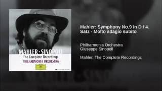 Mahler: Symphony No.9 in D / 4. Satz - Molto adagio subito