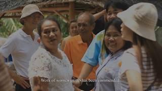 Women empowering communities in disaster resilience (Khmer)