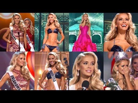 Olivia Jordan, Miss USA 2015 HD