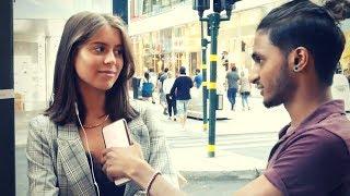 Can Short Guys Get Hot Girls? [SHOCKING Street Interview]